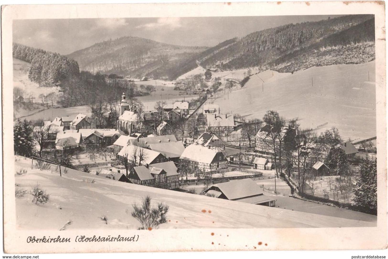 Oberkirchen (Hochsauerland) - Allemagne