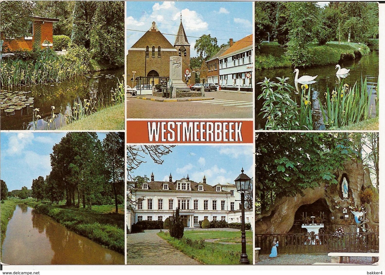 Groeten Uit Westmeerbeek  (6 Zichten) - Hulshout
