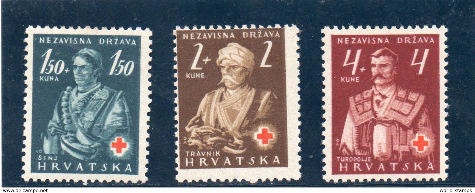 CROATIE 1941 * - Croatia