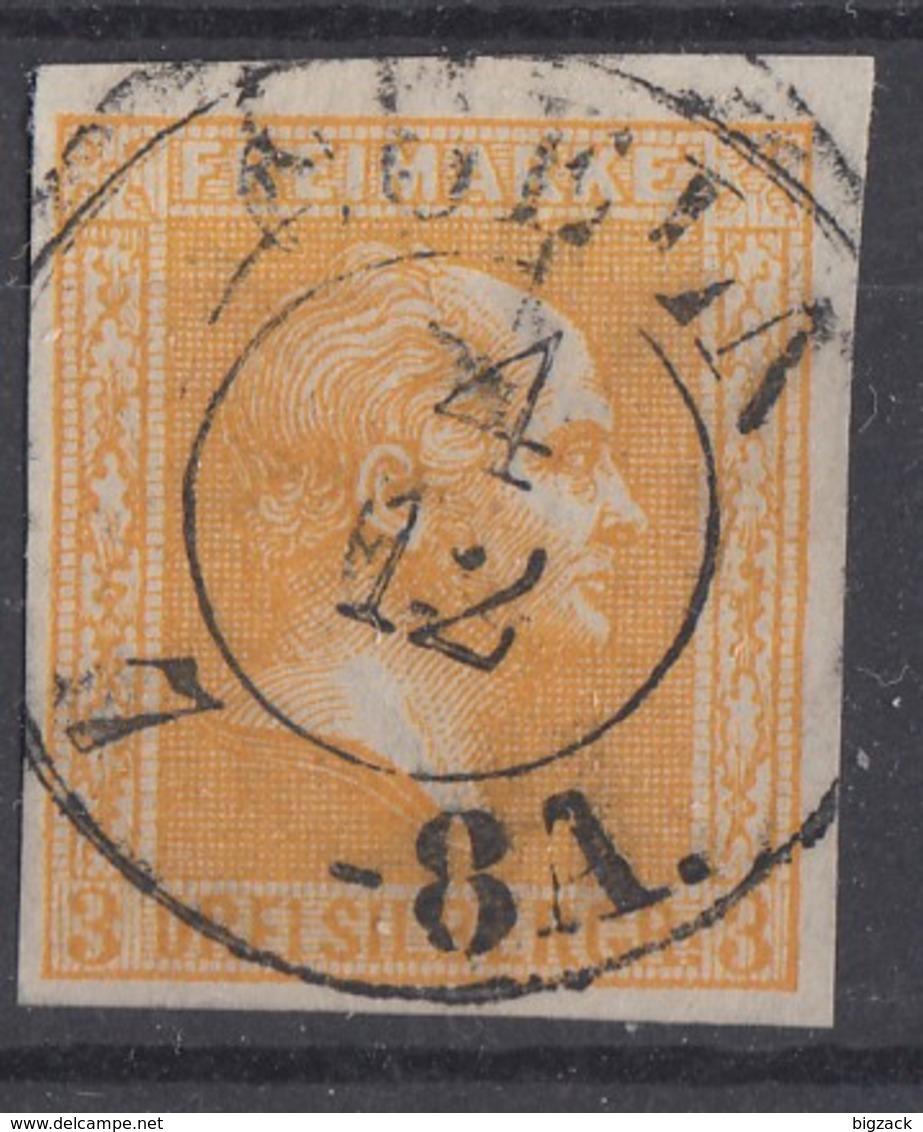 Preussen Minr.12 Gestempelt - Preussen