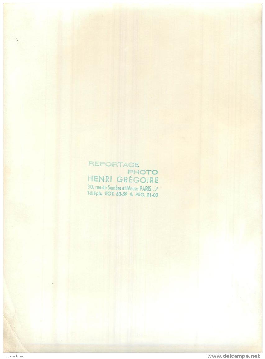 RARE GRANDE PHOTO ORIGINALE DE RAY FAMECHON BOXEUR FORMAT  24 X 18 CM - Non Classés