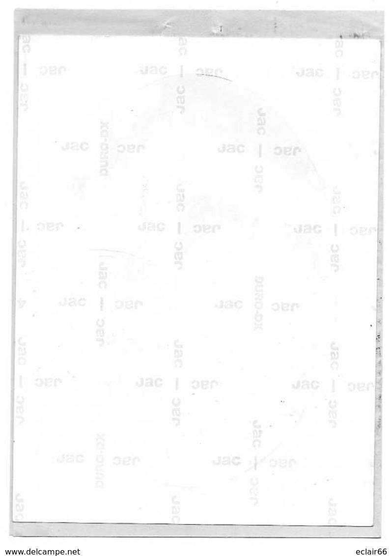 AUTOCOLLANT STICKER  VOITURE  VW-SCIROCCO  DIMENSION 19cmX14,50cm  état  CORRECT JAC DURO-DX - Casquettes & Bobs