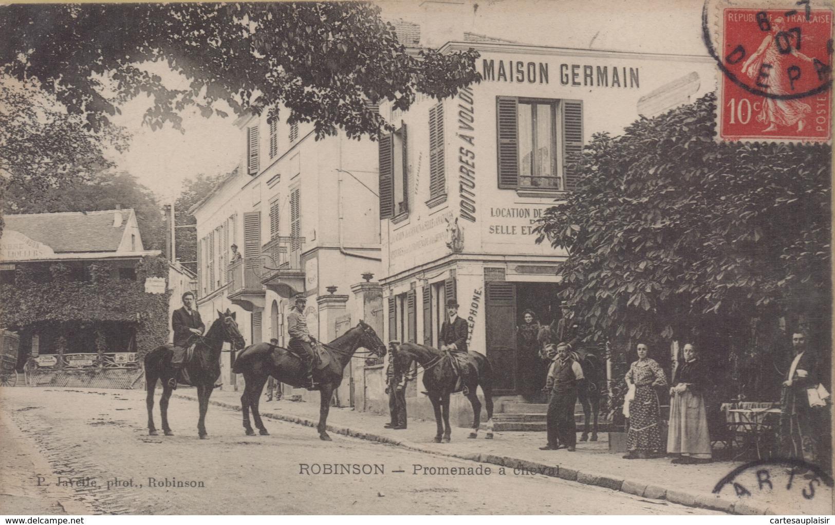 Le Plessis Robinson : Promenade à Cheval - Le Plessis Robinson