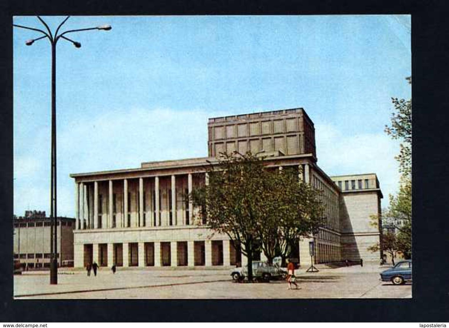 Polonia. Lódz *Teatr Wielki* Nueva. - Polonia