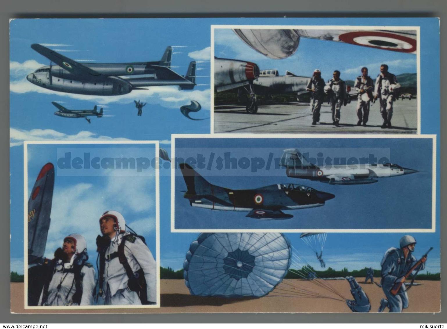V4910 AVIAZIONE PARA PARACADUTISTI (m) - Paracadutismo