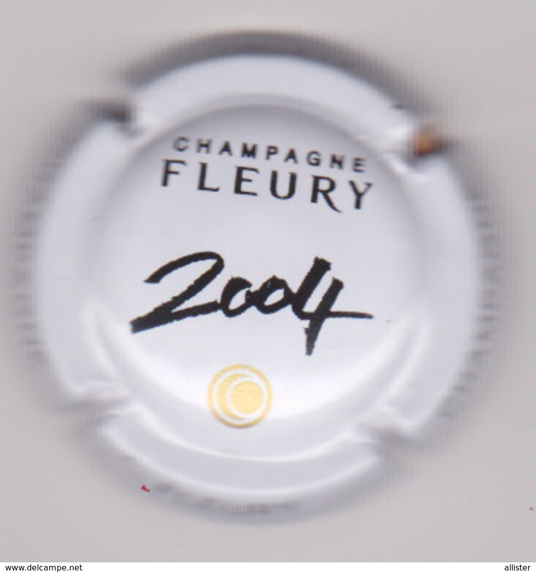 Capsule Champagne FLEURY ( Nr ; Cuvée 2004 ) Nouvelle {S25-18} - Champagne