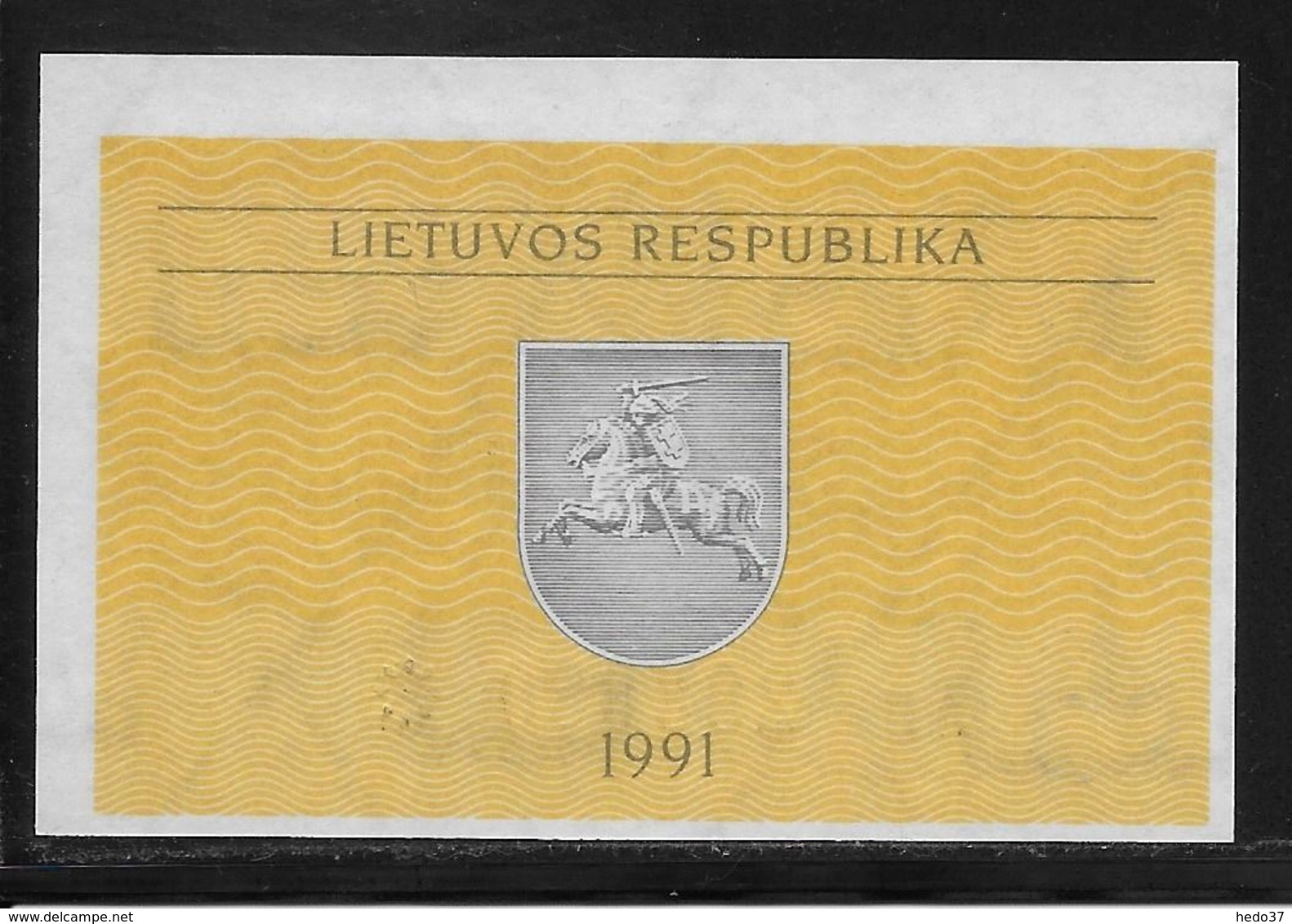 Lituanie - 0,20 Talonas -  Pick N°30  - NEUF - Lituanie