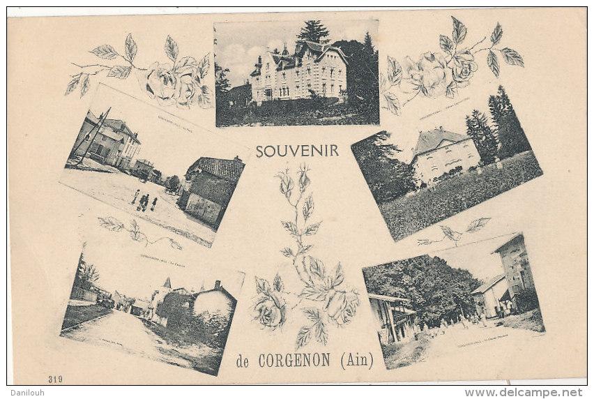 01 // Souvenir De CORGENON    319 / Multivues - France