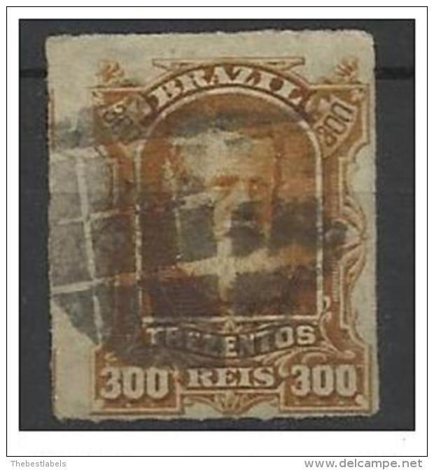 BRASIL 1889/93 Nº44 - Brasil