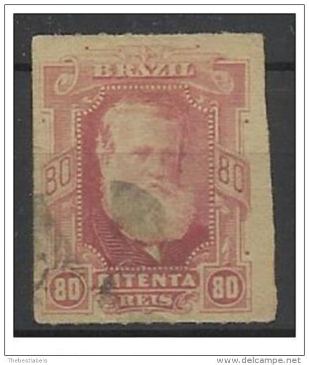 BRASIL 1889/93 Nº40 - Usados