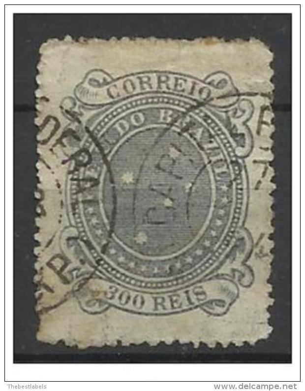BRASIL LOT. 1889/93 - Usados