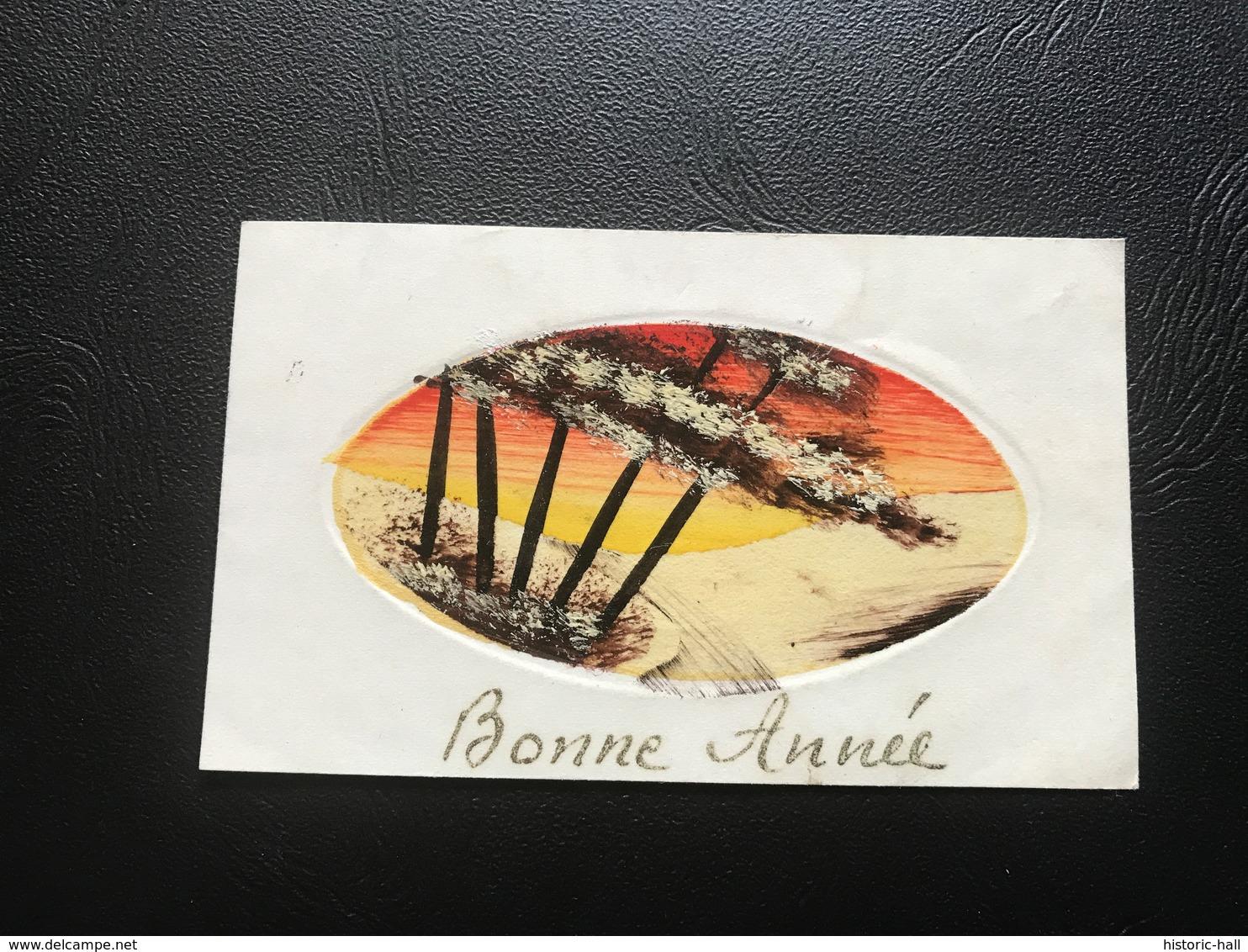 BONNE ANNEE 1924 - Neujahr