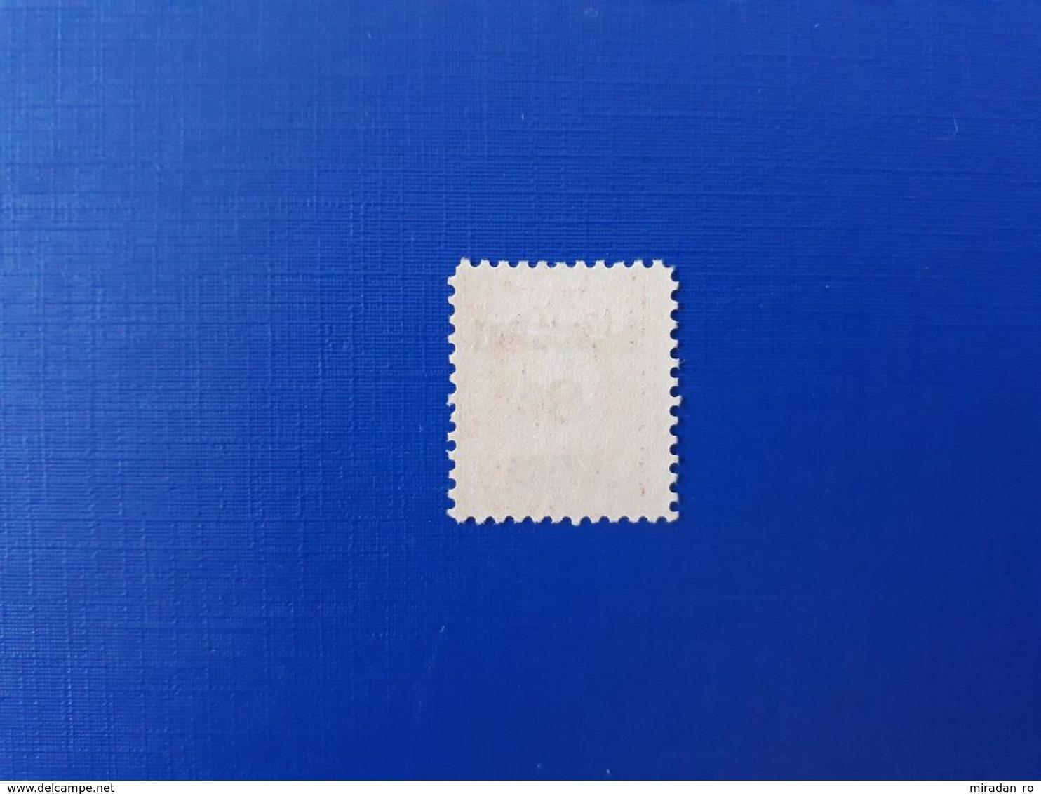 US USA 1919 8 C ON 4 C SHANGHAI OVERPRINT STAMP - Unused Stamps