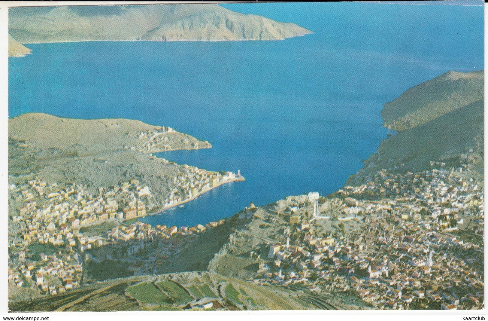 Symi - General View - (Greece) - Griekenland