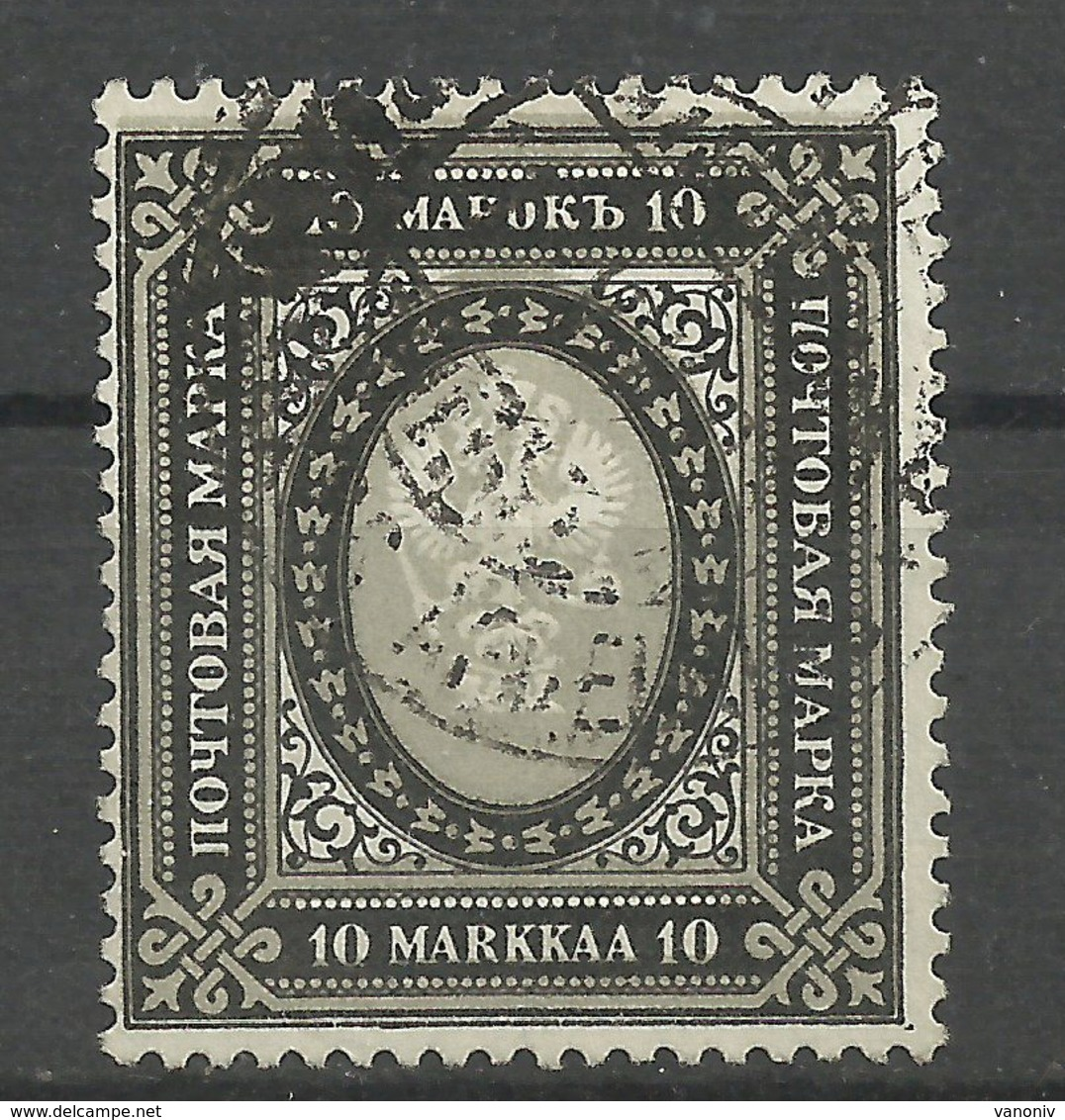 Finnland 54 Gest. - 1856-1917 Administración Rusa