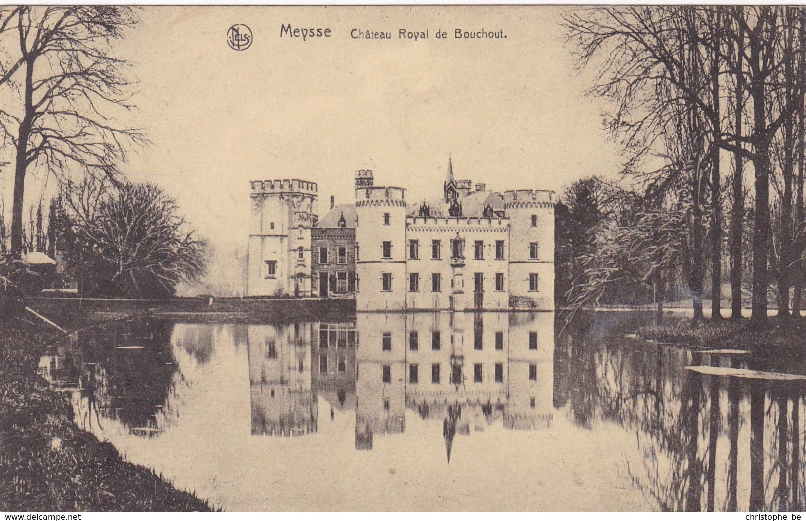 Meise, Meysse, Château Royal De Bouchout (pk47980) - Meise