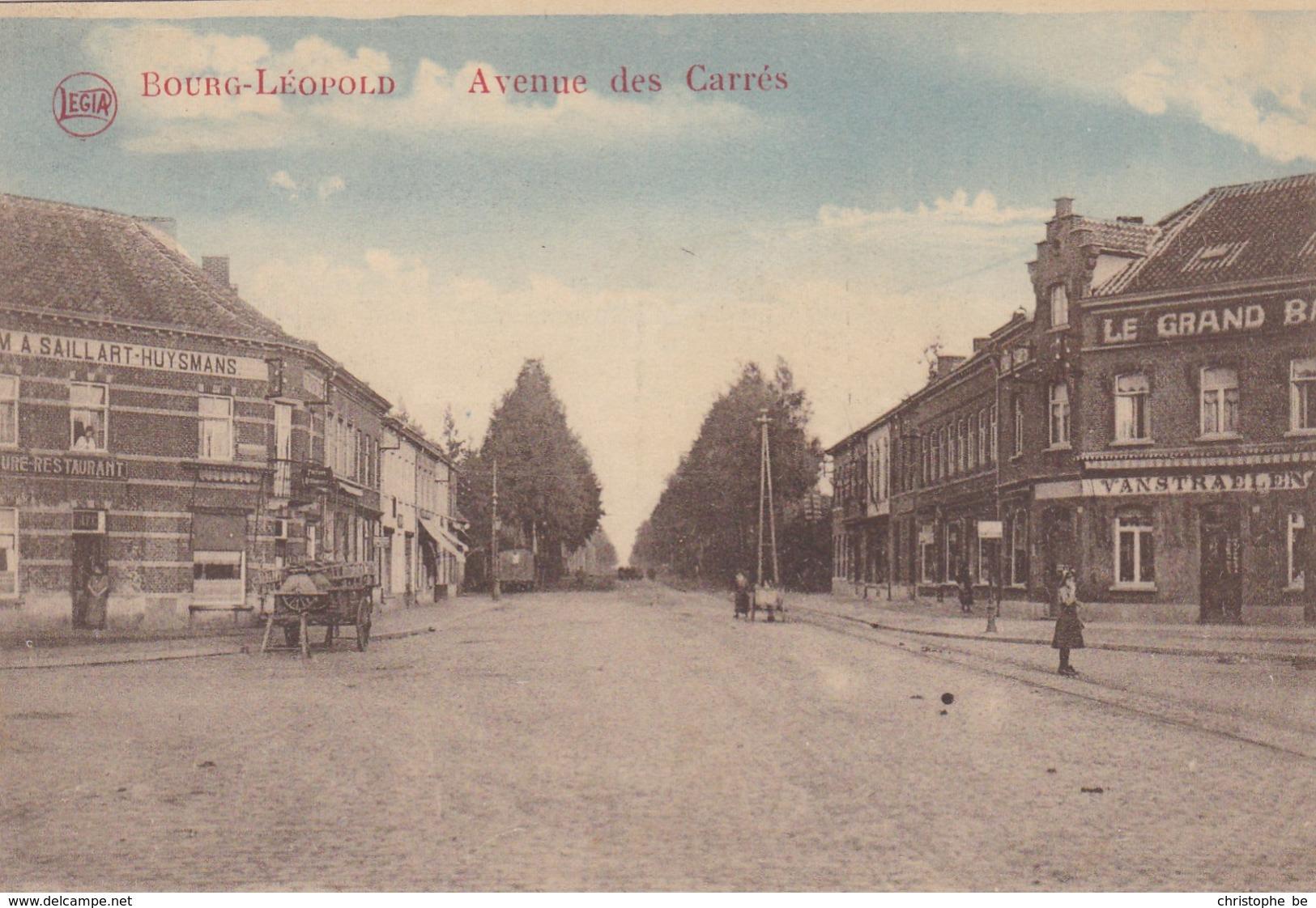 Bourg Léopold, Avenue Des Carrés (pk47981) - Leopoldsburg