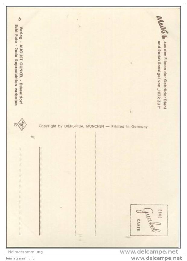 Mecki - Wann Schreibst Du Mir? - Nr. 45 - Verlag August Gunkel Düsseldorf - Mecki