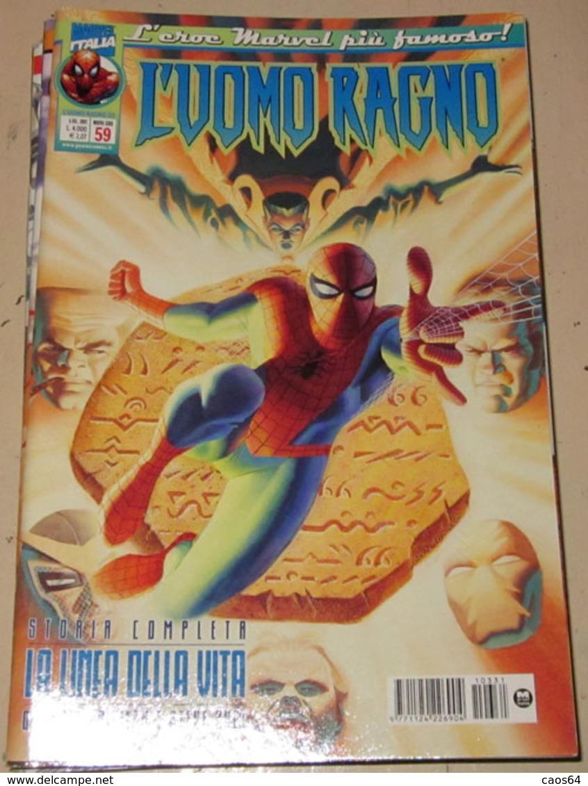 L`UOMO RAGNO 331 N. 59 - Spider Man