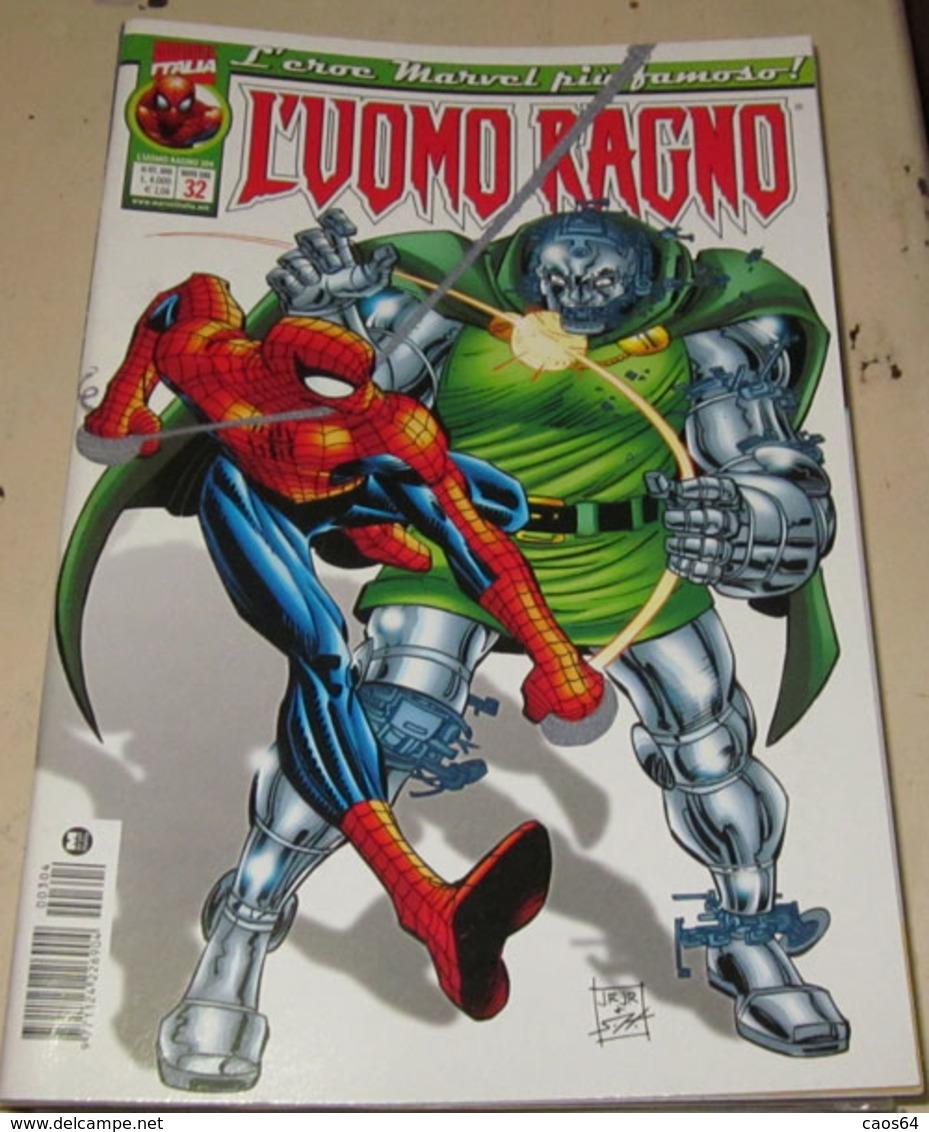 L`UOMO RAGNO 304 N. 32 - Spider-Man