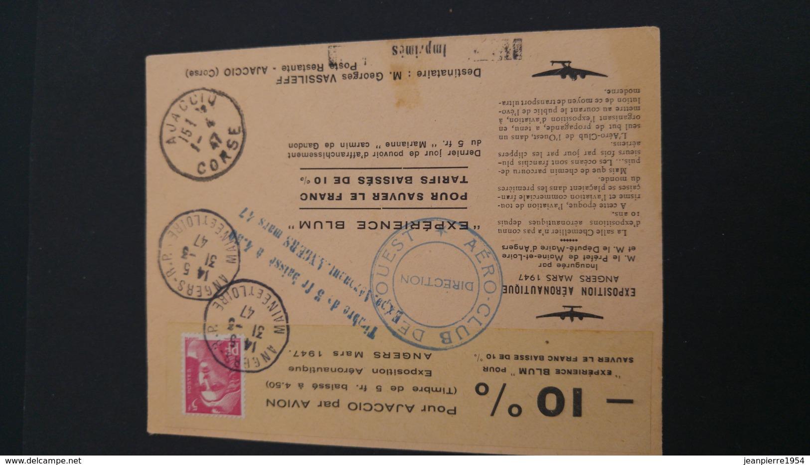Timbres Français A Belles Cotes - Stamps