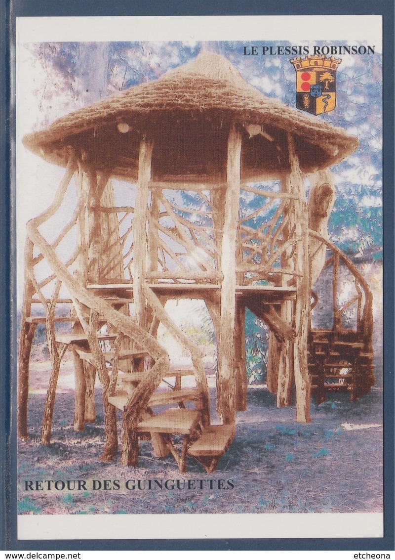 Bourse à Le Plessis Robinson, 7 Mars 2004, 15ème, Illustratio Retour Des Guinguettes - Sammlerbörsen & Sammlerausstellungen