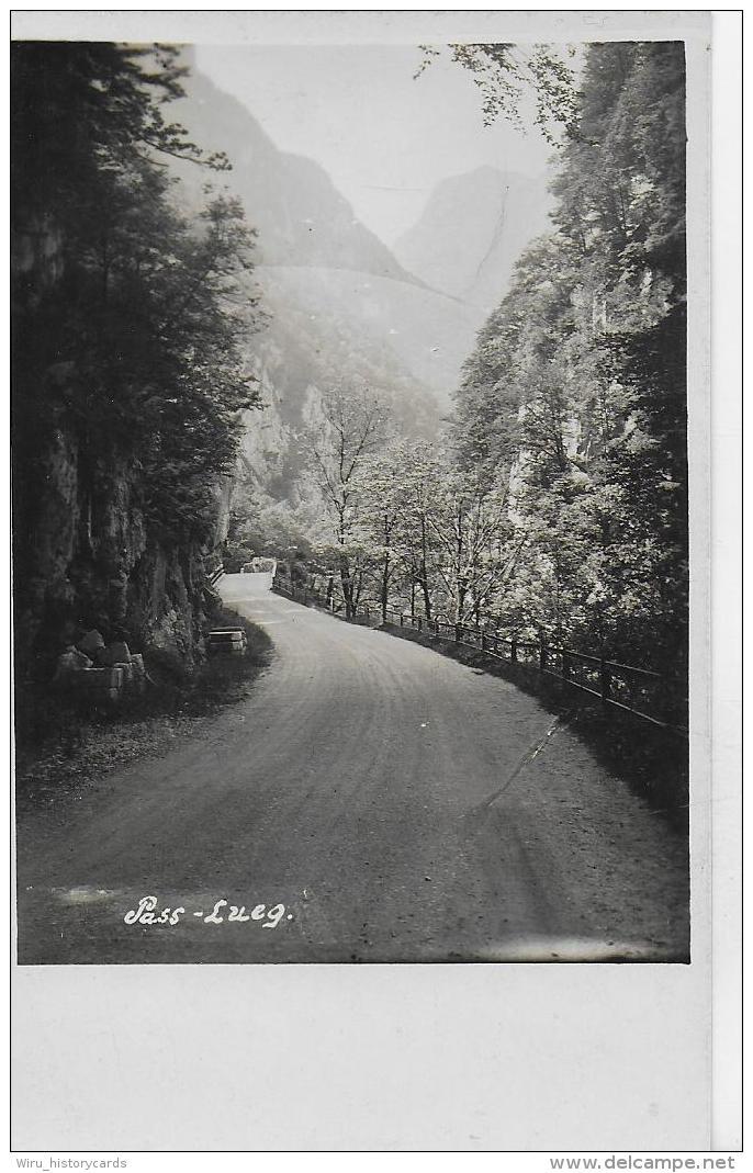 AK 0933 Pass Lueg -  - Verlag Ascher Um 1920-30 - Golling