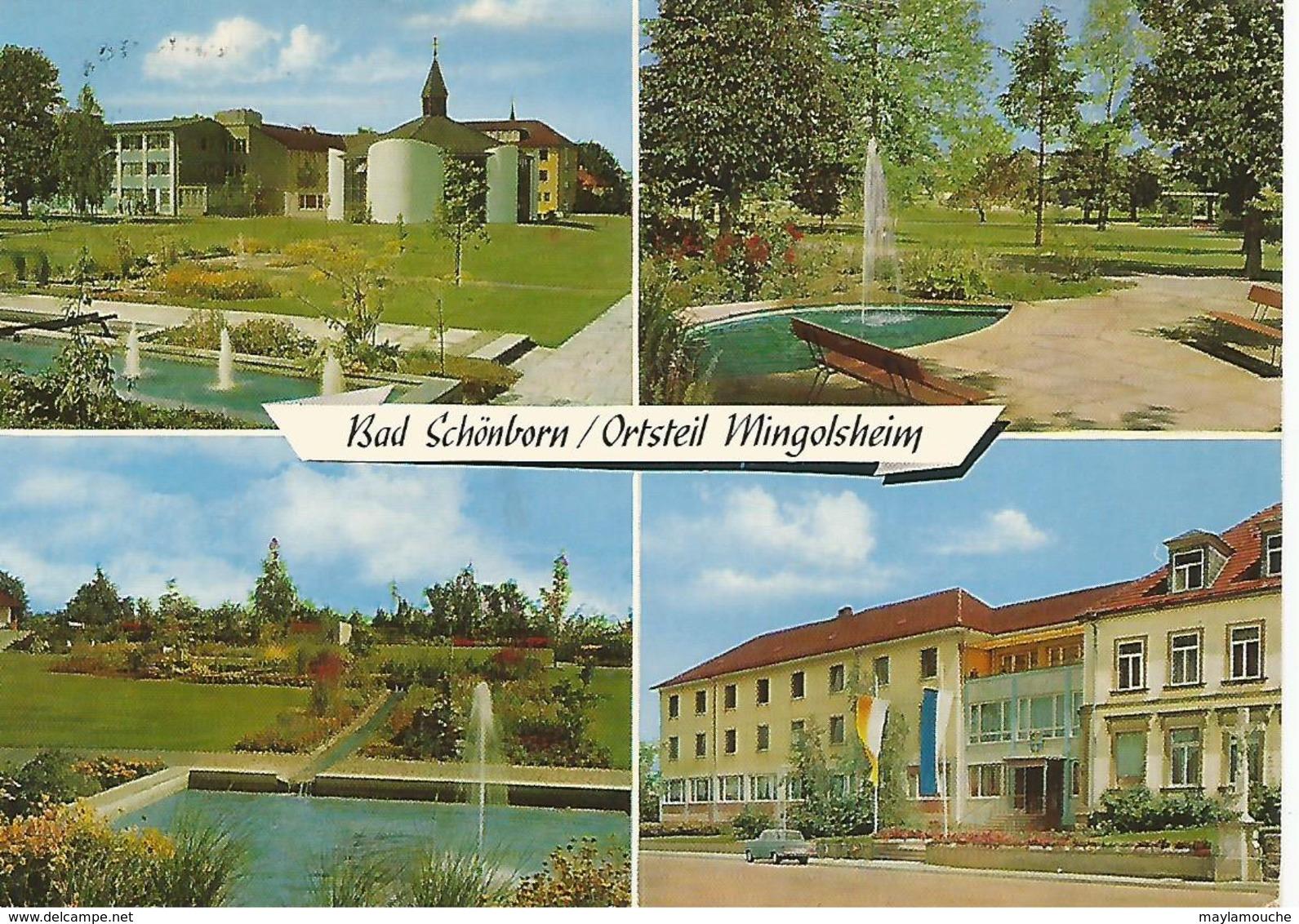 Bad Mingolsheim - Bad Schoenborn