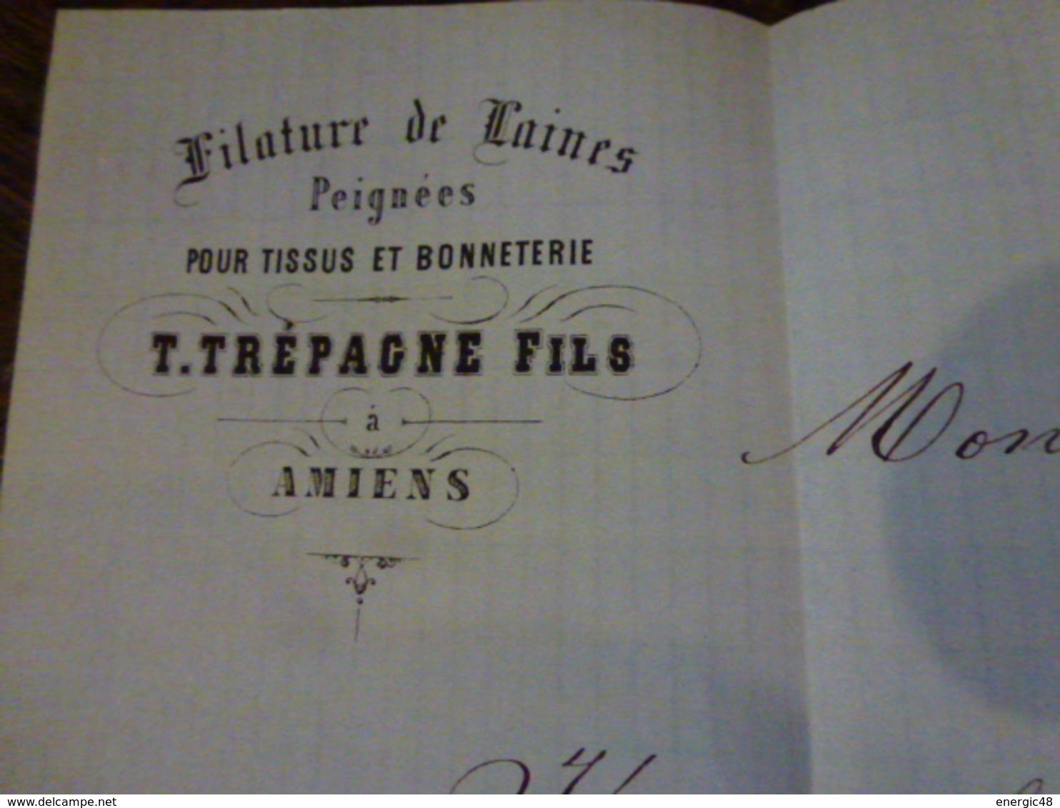 LAC De Amiens    Belles Variétés Sur N°29A  A Voir!! Voir Texte !!!illustrée - 1849-1876: Periodo Classico