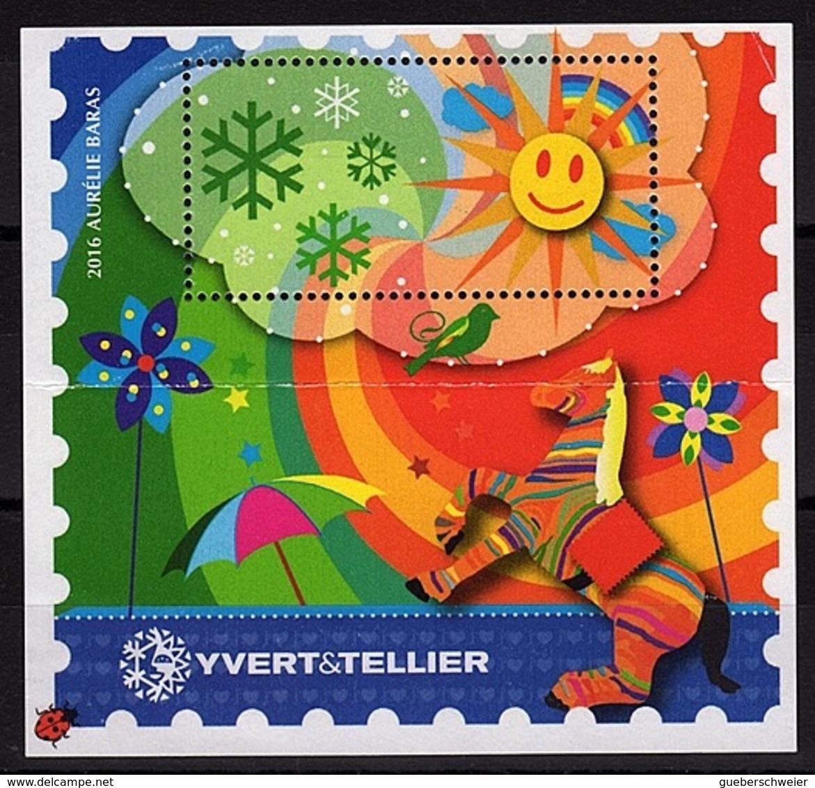 Yvert 9 - BLOC Yvert Et Tellier 2016 - Blocs & Feuillets