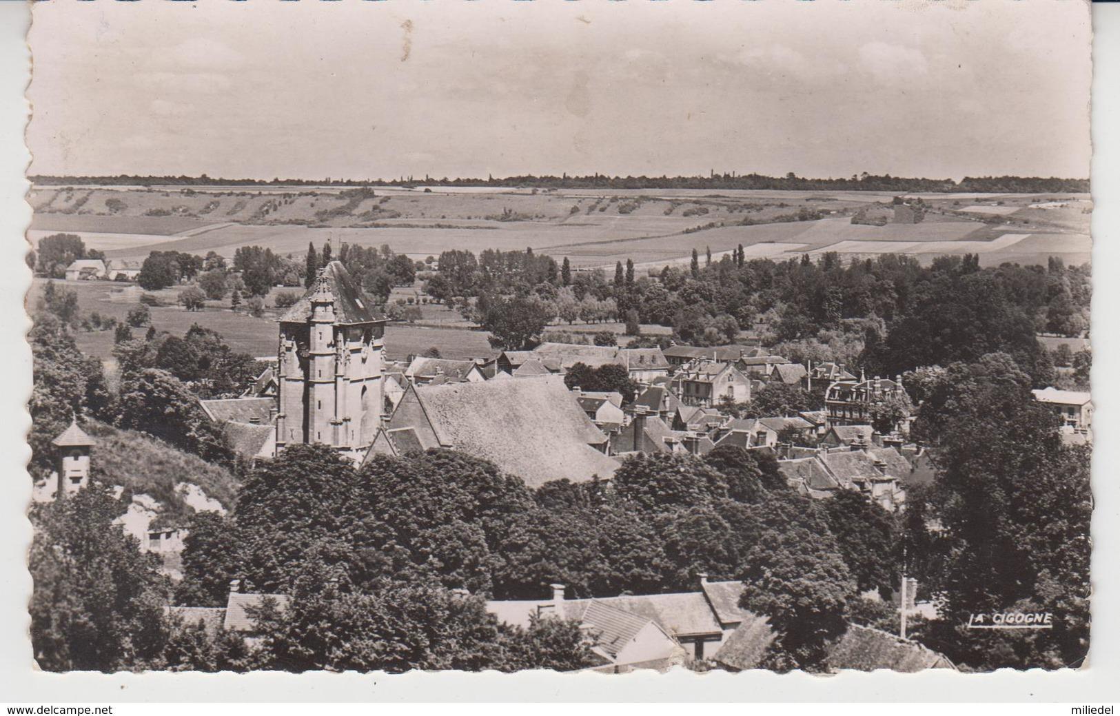 1163 / IVRY - La - BATAILLE   / LE MOULIN D'IVRY / Vue Générale - Autres Communes