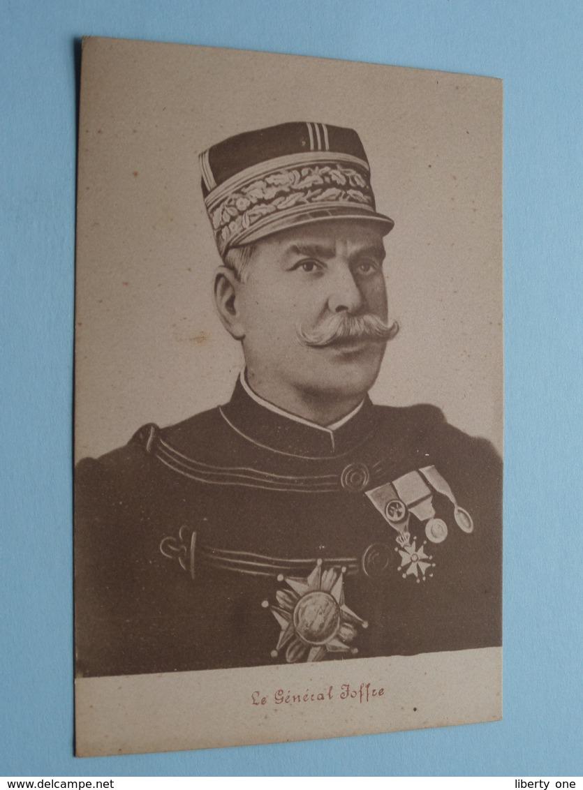 Le Général JOFFRE ( ) Anno 19?? ( Zie Foto ) ! - Hommes Politiques & Militaires