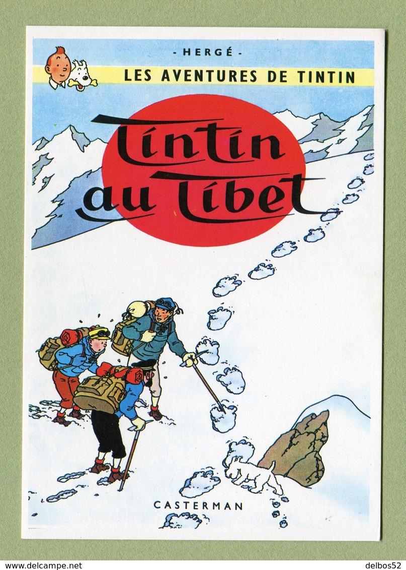 "HERGE  :  "" TINTIN AU TIBET ""  Edition ARNO 1981 - Bandes Dessinées"