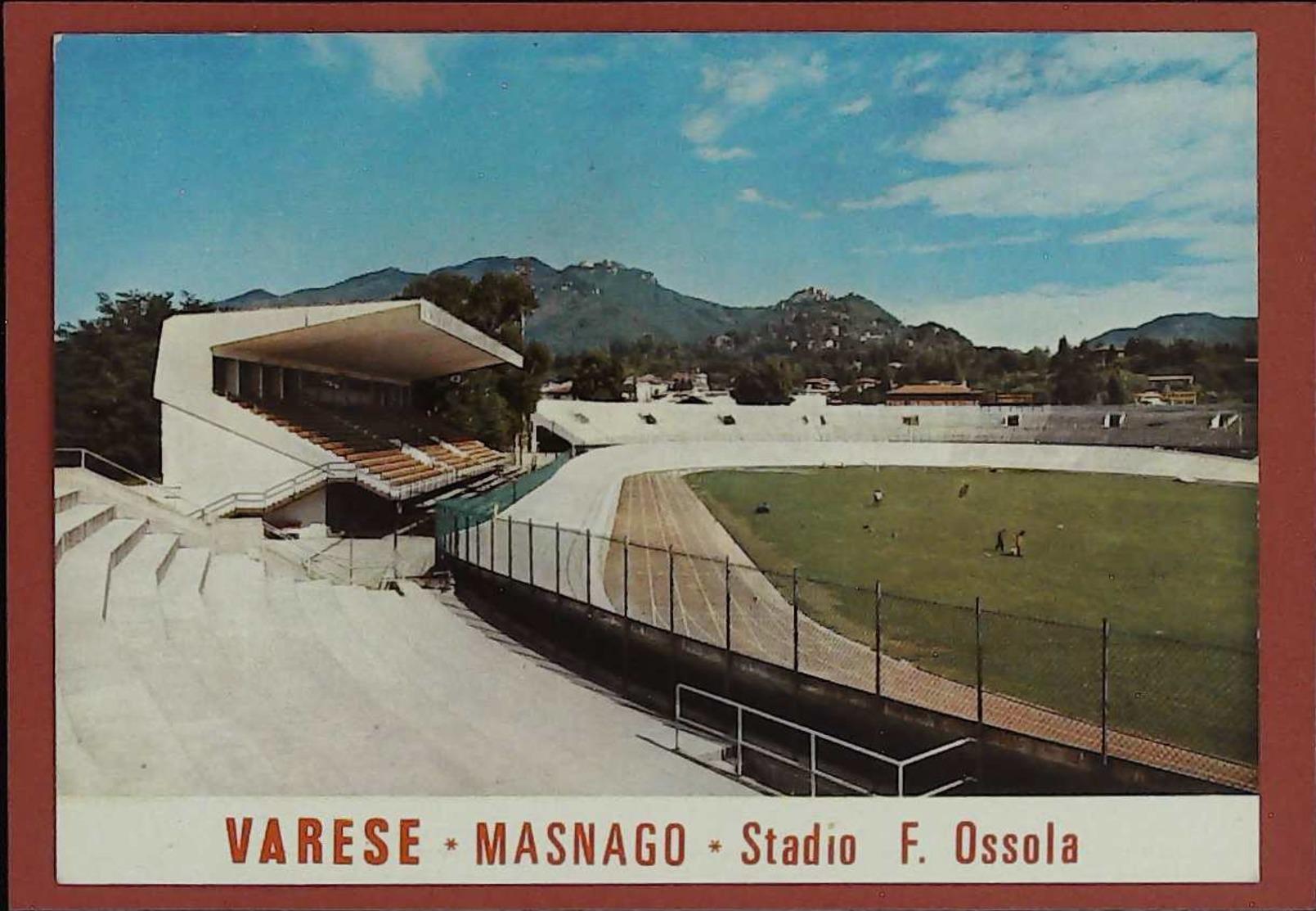 06 VARESE STADIO OSSOLA- ESTADIO – STADION – STADE – STADIUM – CAMPO SPORTIVO - Estadios