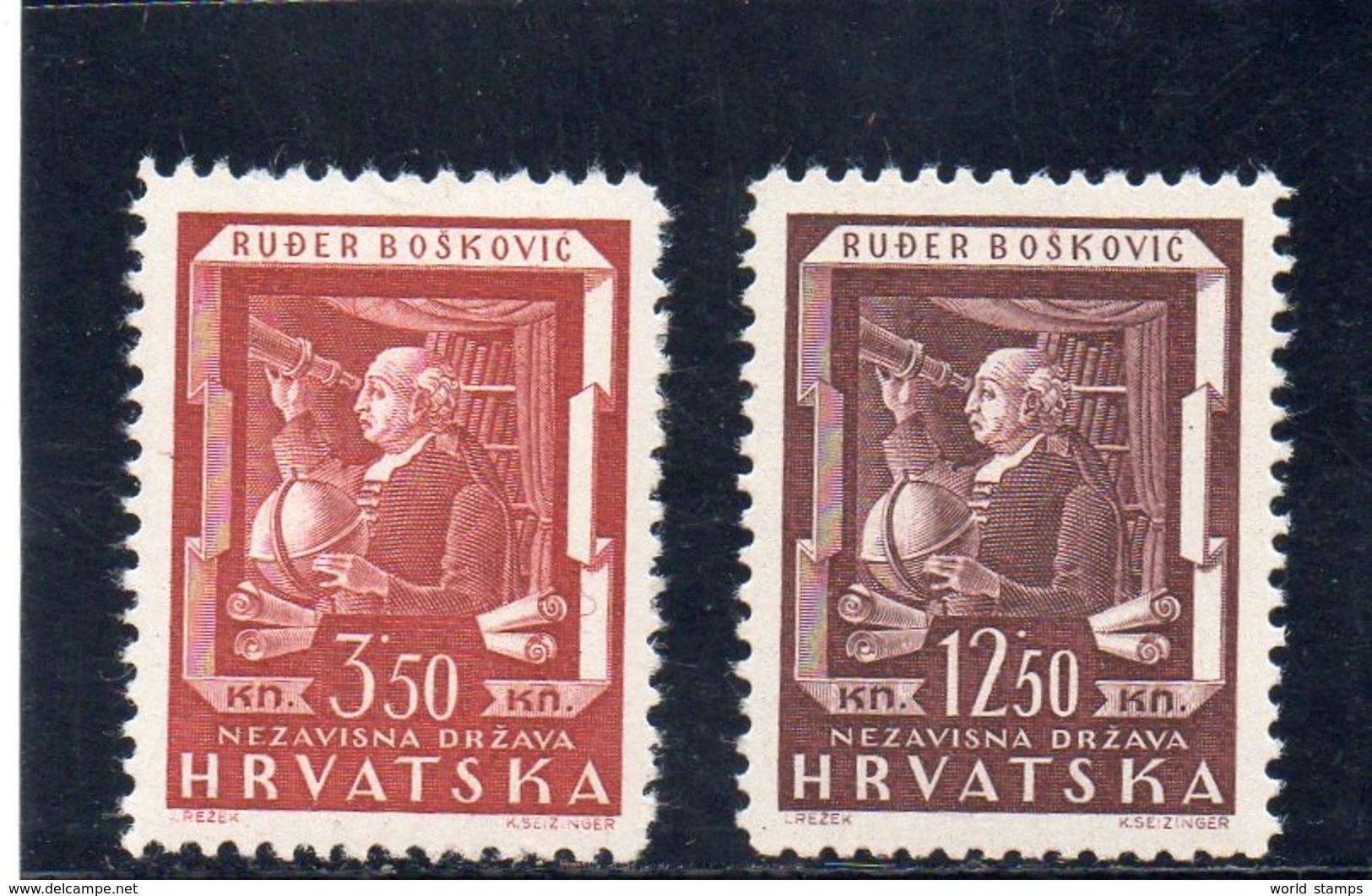 CROATIE 1943 ** - Croatia