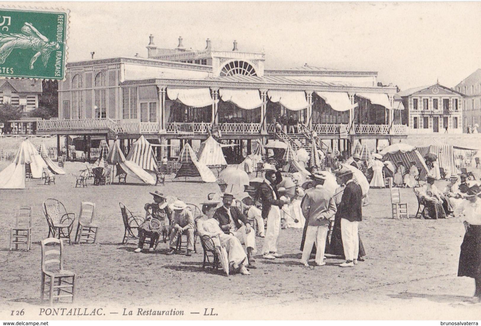 PONTAILLAC - La Restauration - France