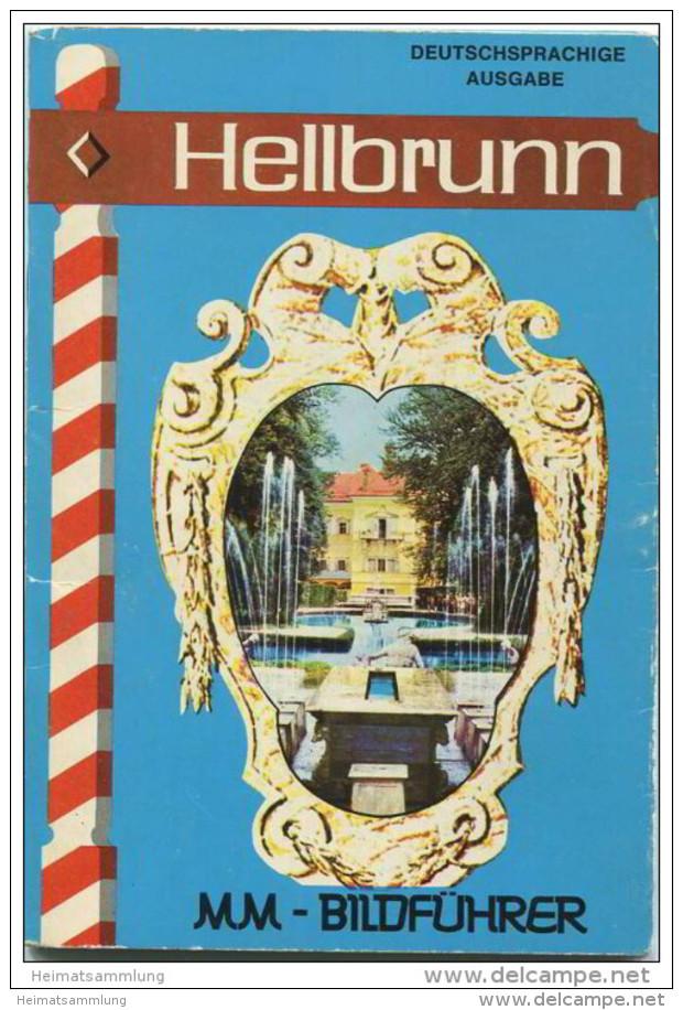 Hellbrunn - MM-Bildführer - 40 Seiten Mit 38 Abbildungen - MM-Verlag Salzburg 1971 - Oesterreich