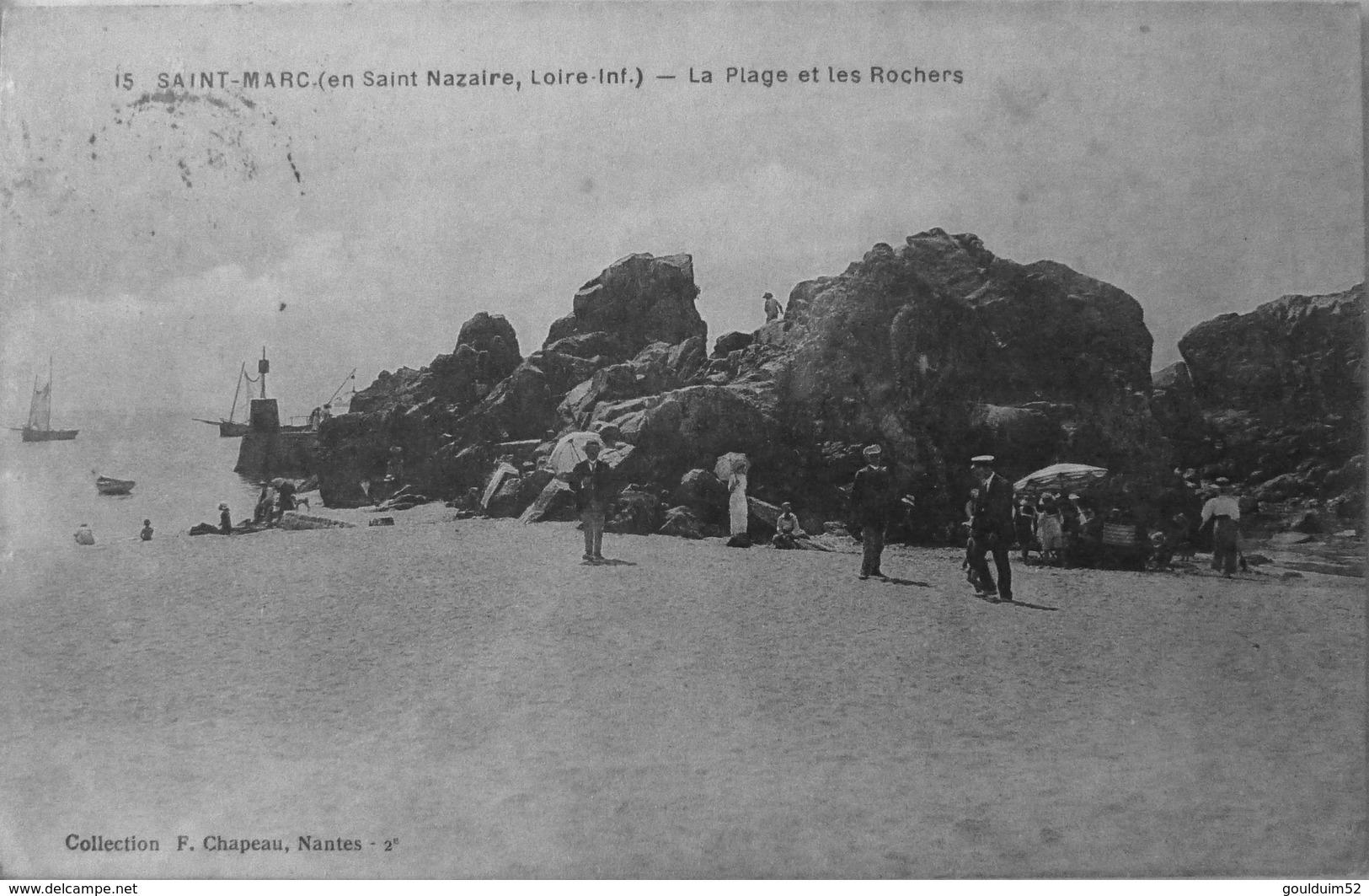 Saint Marc : La Plage Et Les Rochers - Other Municipalities