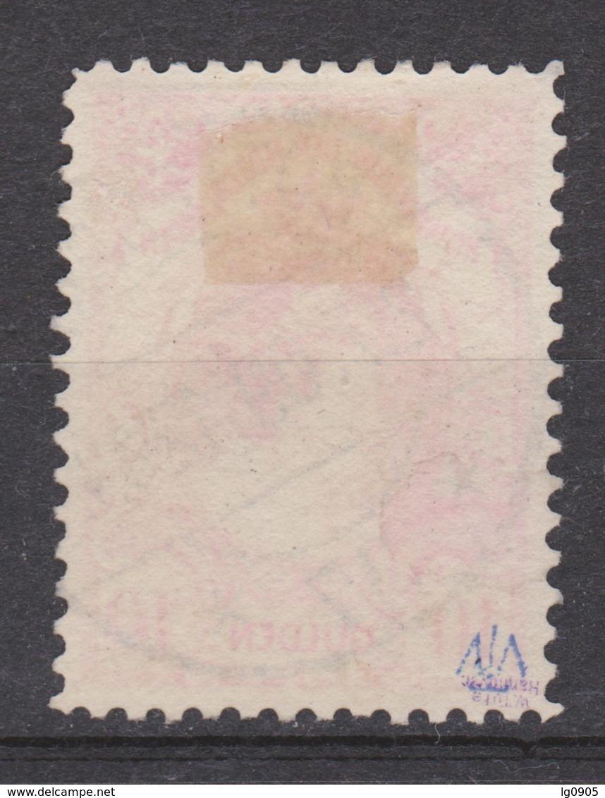 NVPH Nederland Netherlands Pays Bas Niederlande Holanda 80 TOP CANCEL ROTTERDAM ; Wilhelmina 1899 VERY FINE - Gebruikt
