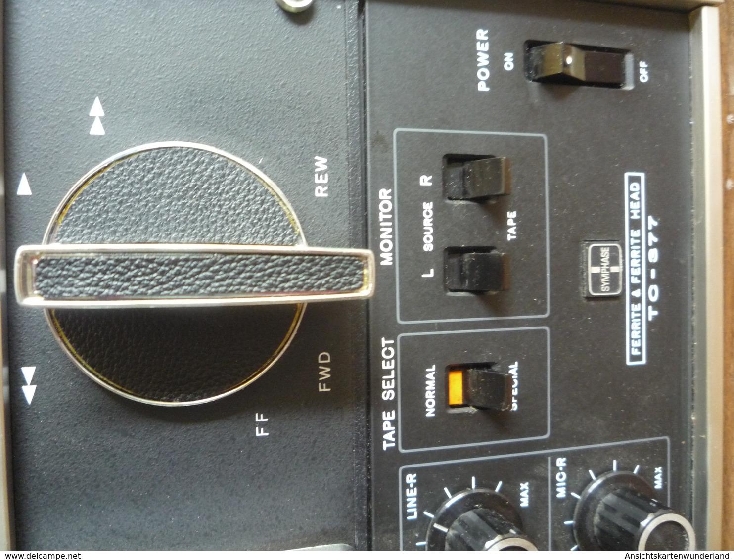 SONY TC 377 Tonbandmaschine - Andere Geräte