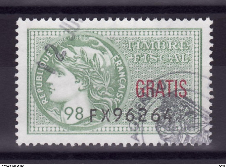 FISCAUX GRATIS 1998 N 501  F506 - Fiscaux