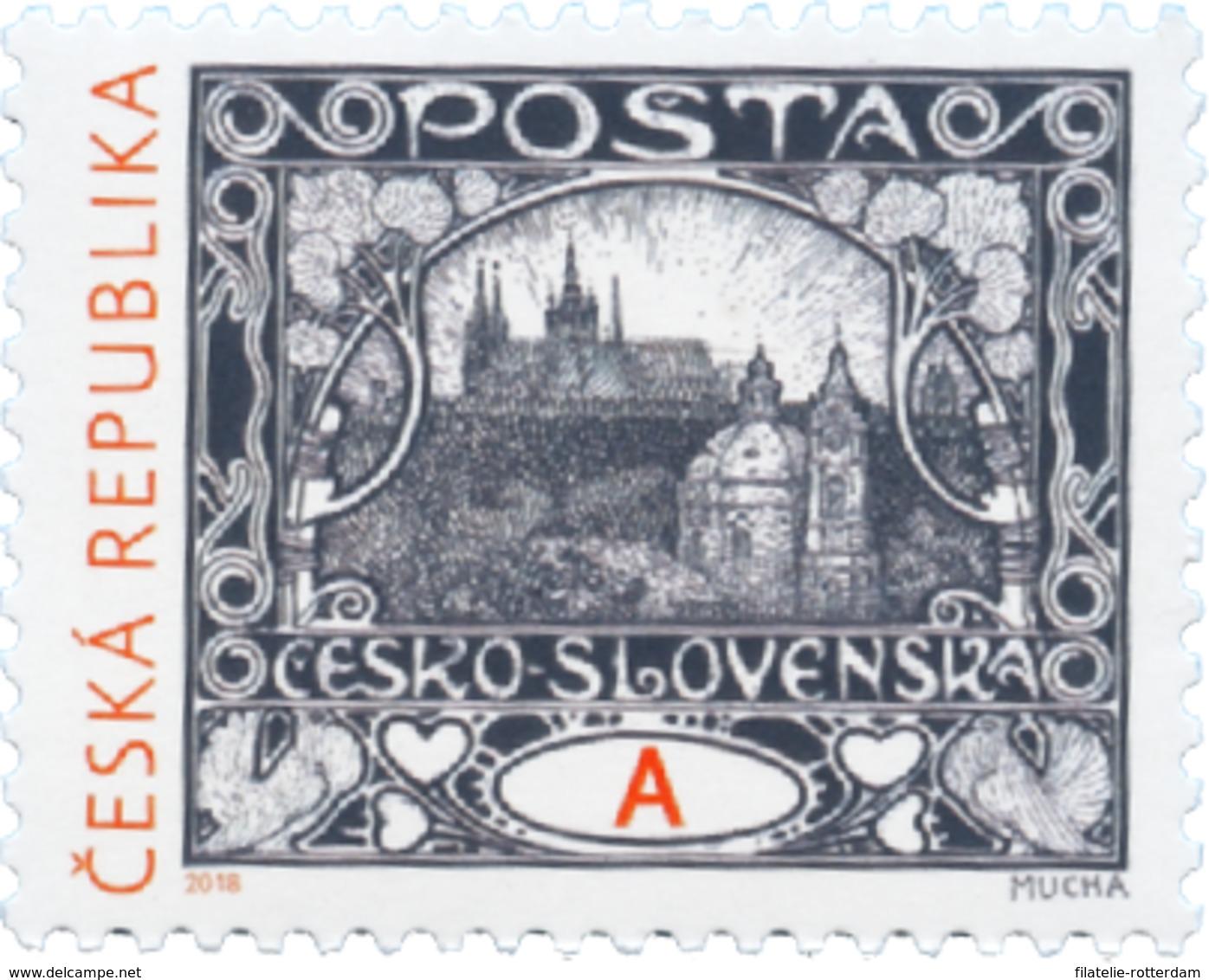Tsjechië / Czech Republic - Postfris/MNH - Kasteel Van Praag 2018 - Tsjechië