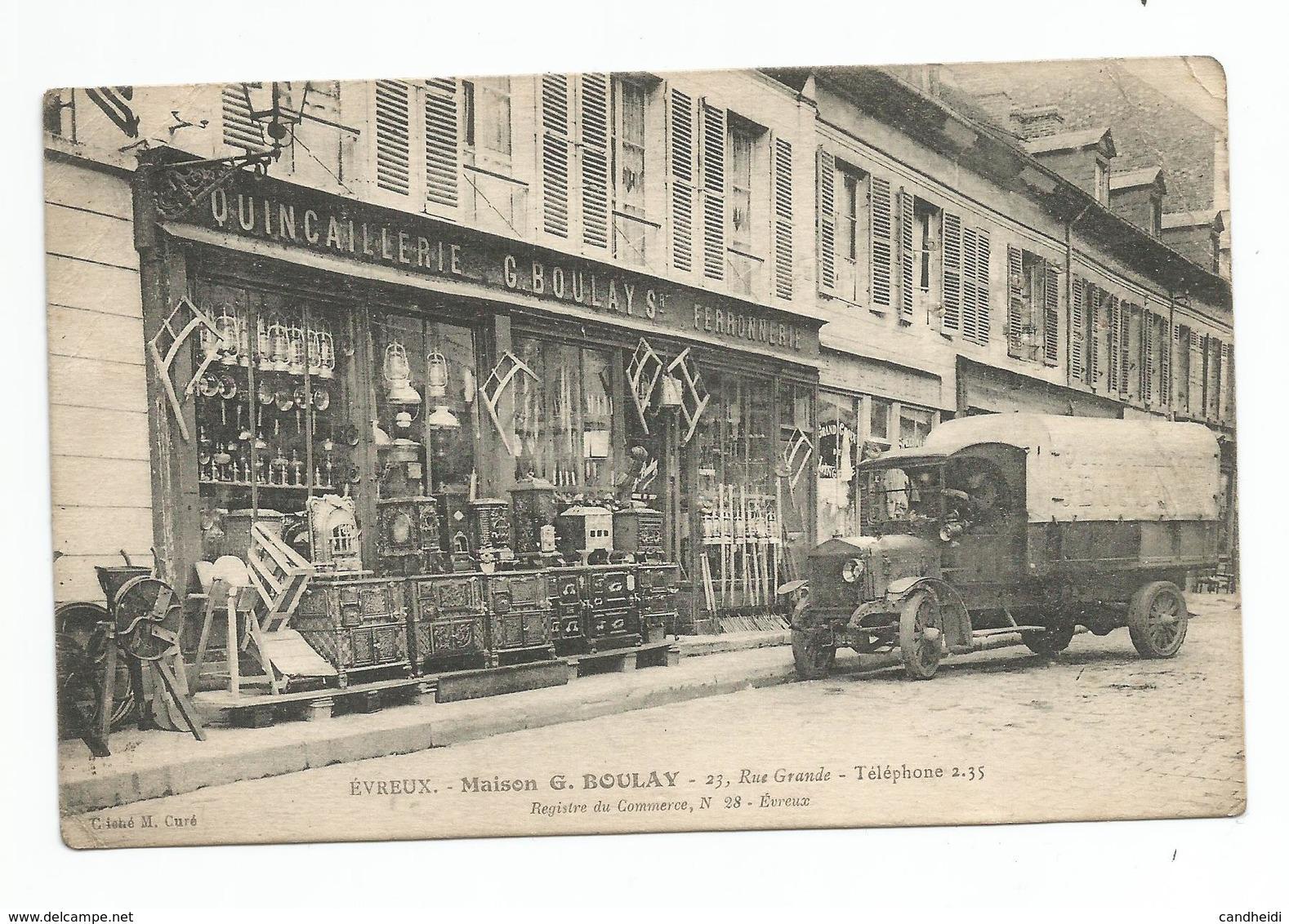 EVREUX - Maison G. Boulay - Evreux