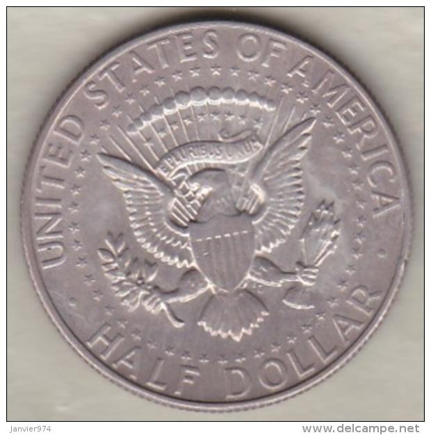 Etats-Unis . Half Dollar 1967. Kennedy . Argent - Emissioni Federali