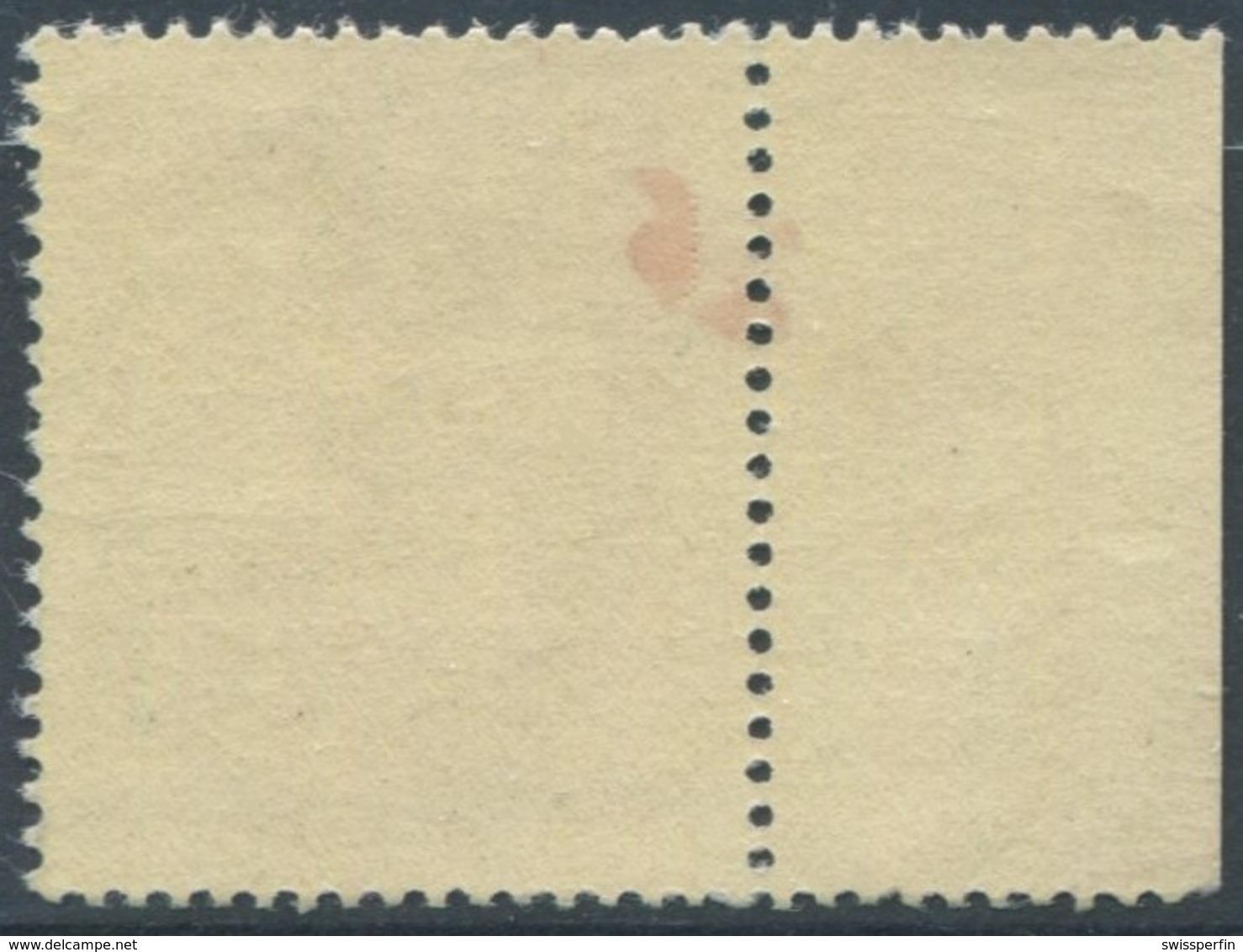 1928 - 30 Groschen Trachten - Salzburg Polgau Mit ABART Druckverschmierung Mit Befund Soecknick - Variétés & Curiosités