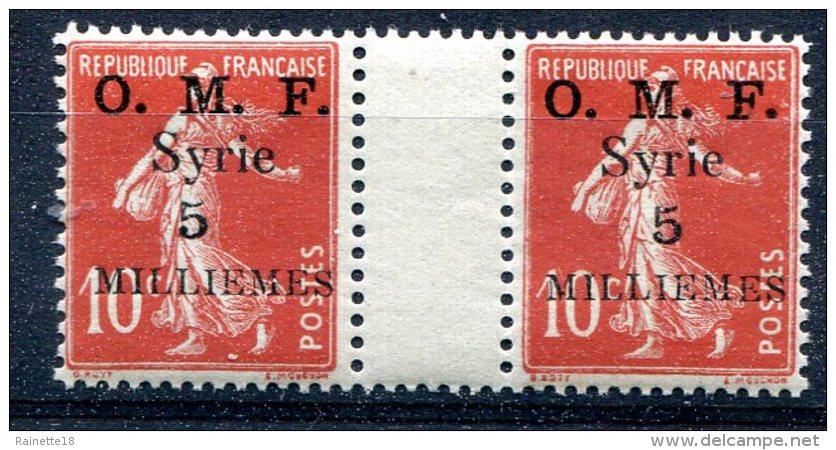 Syrie        28 ** Avec Pont - Syria (1919-1945)