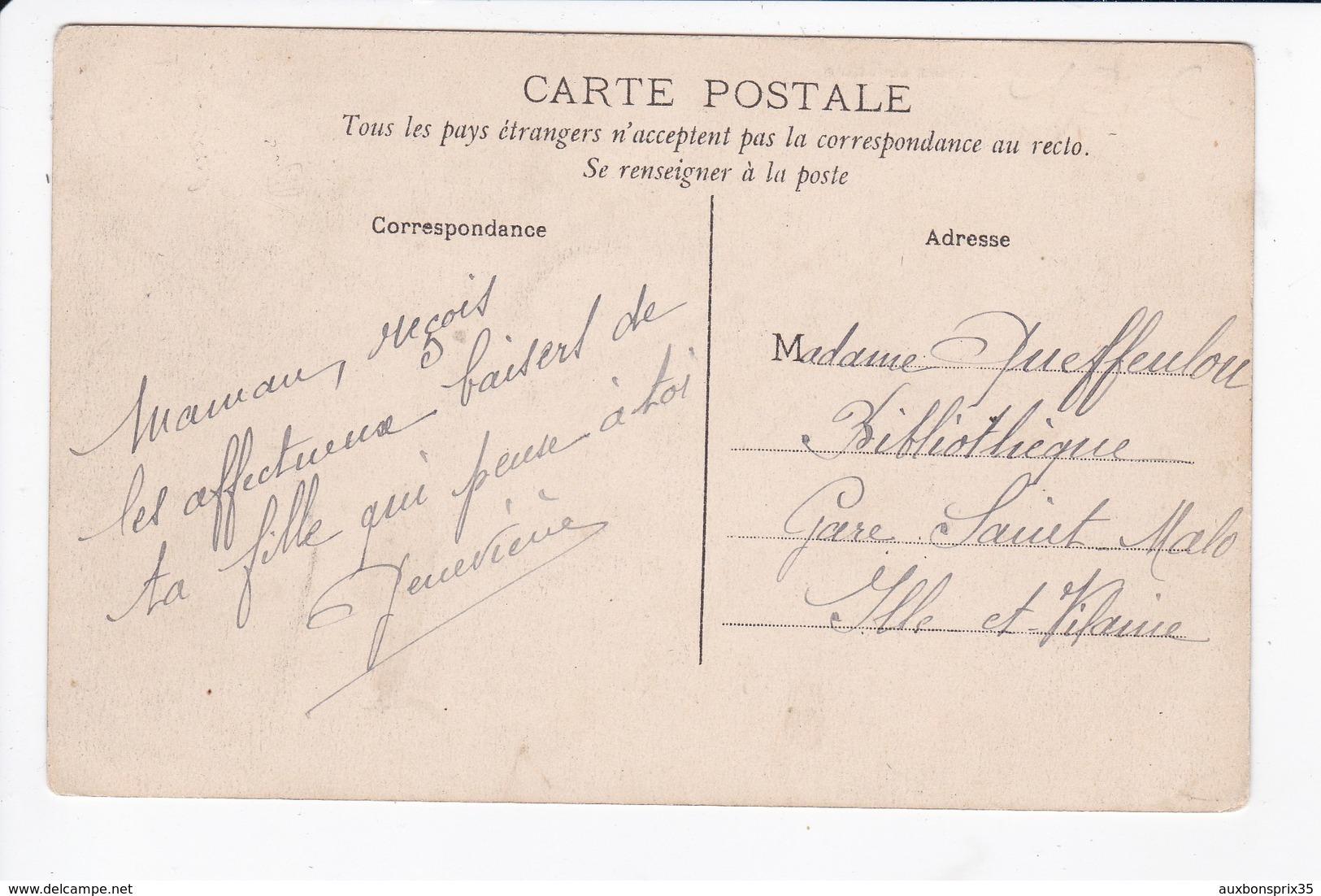 BAGAUER PICAN - BAGUER PICAN - BUREAU DE TABAC - 35 - France