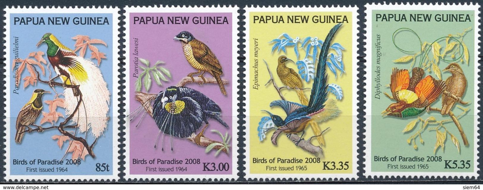 Papua Nieuw Guinea  Vogels - Zangvogels