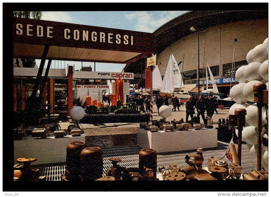 B5606 MILANO - FIERA DI MILANO, ZONA OVEST (1973) - Milano (Mailand)
