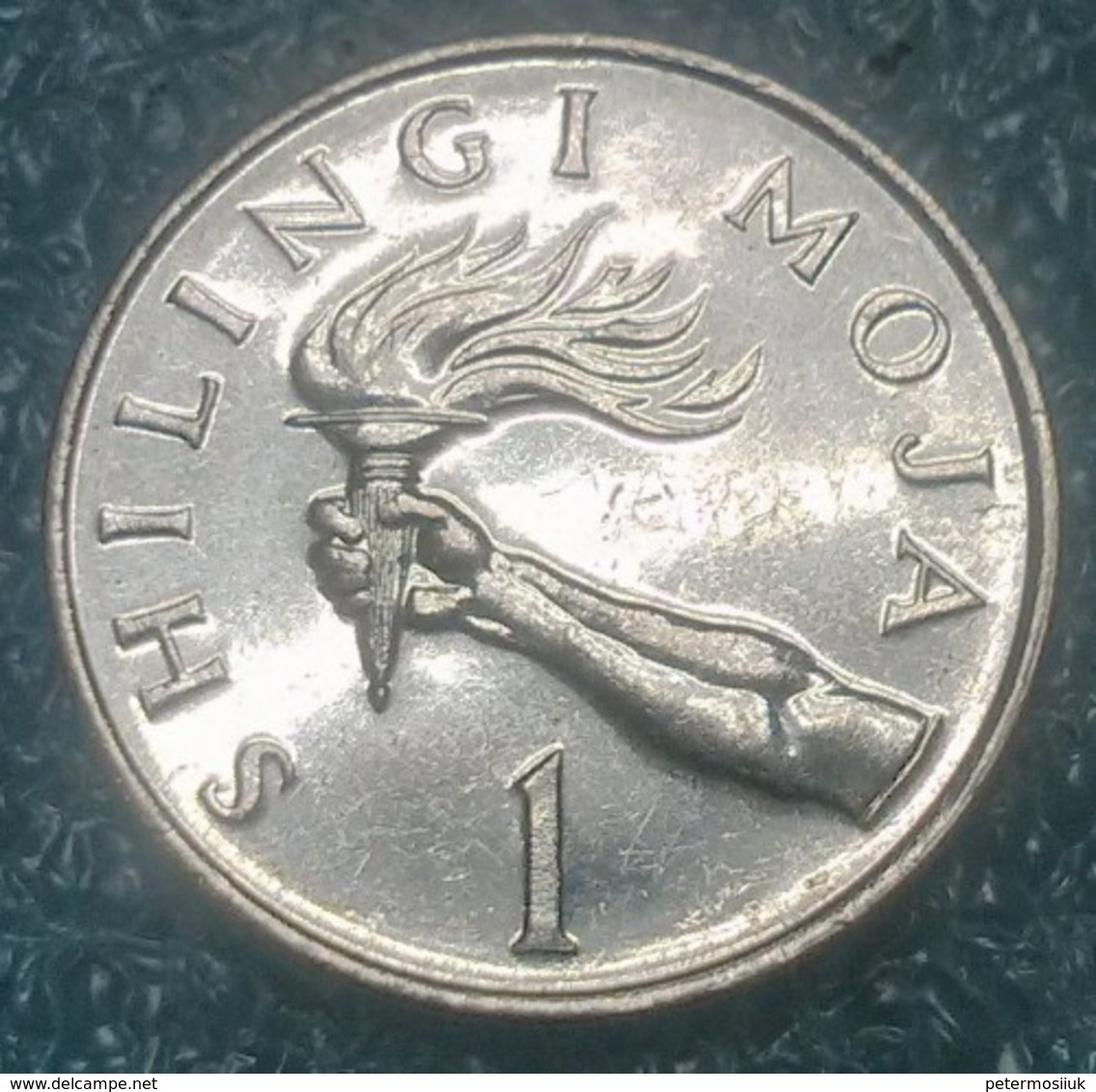 Tanzania 1 Shilling, 1988 - Tanzanie